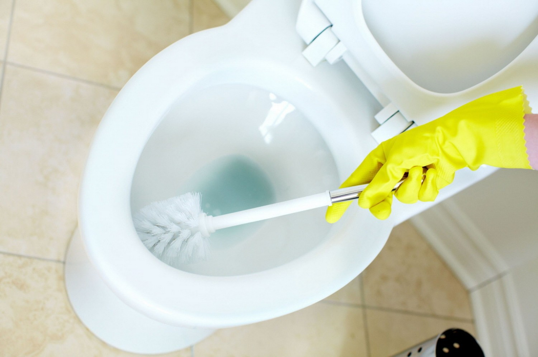 Чем очистить горшок от мочевого камня в домашних условиях