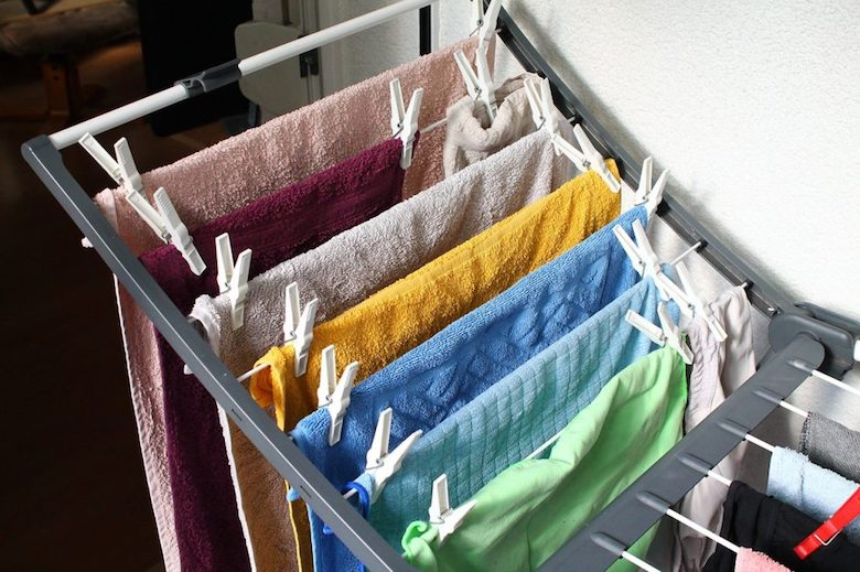 Do You Hang Your Clothes To Dry On A Drying Rack Inside This Is Why