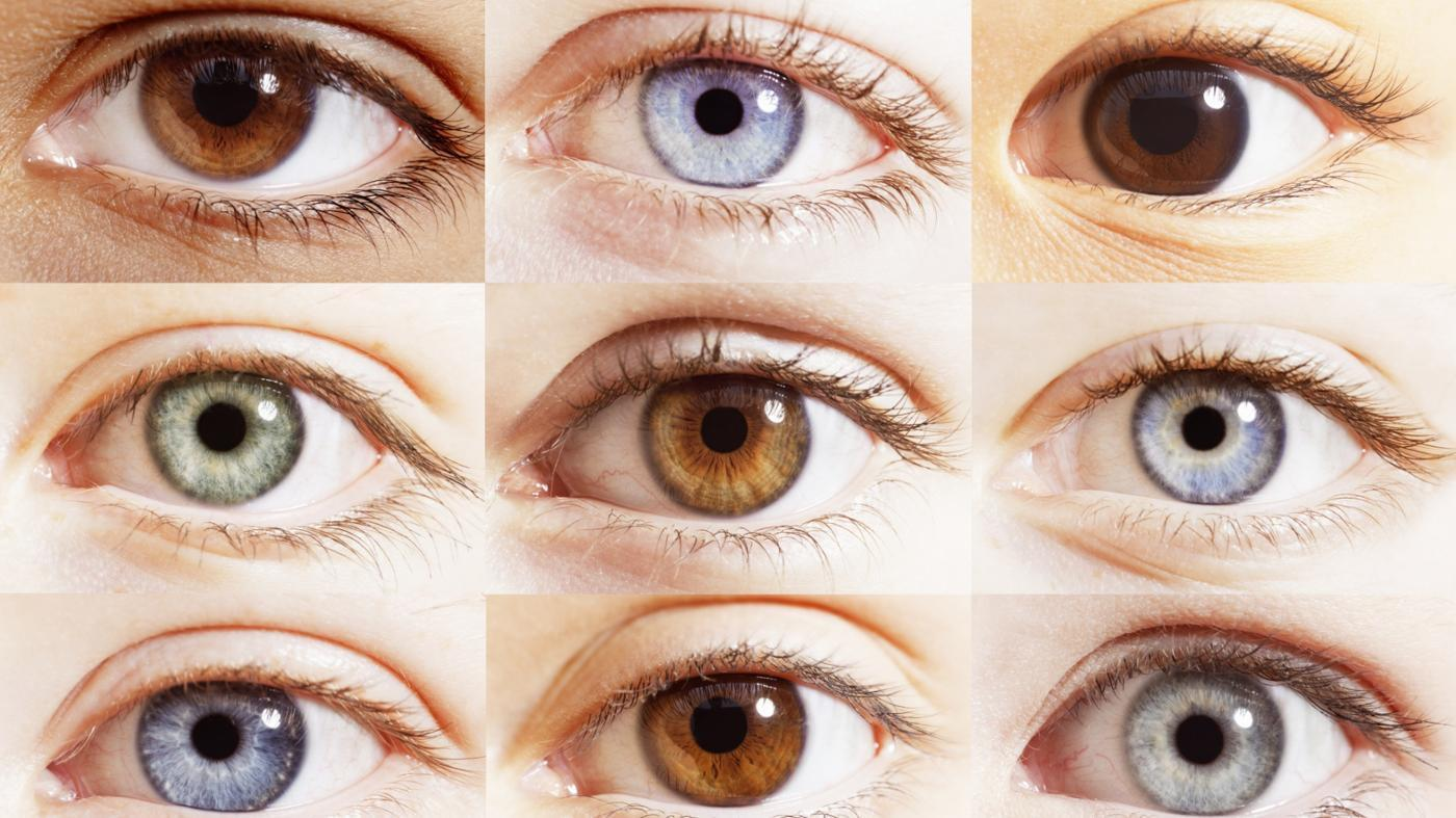 Your eye colour says more about you than you might think what eye colour geenschuldenfo Images