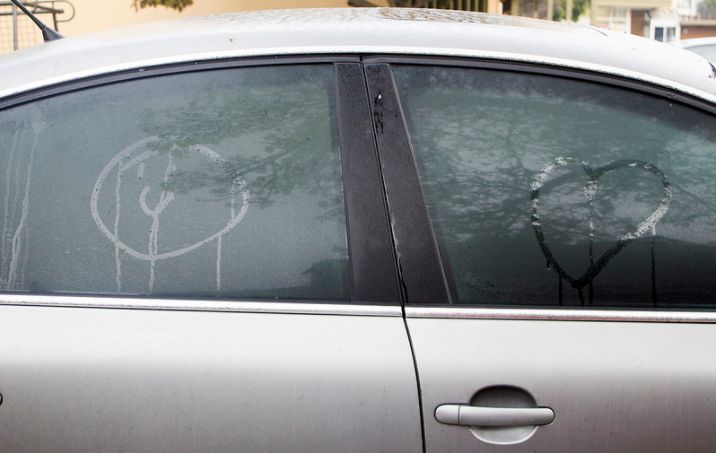 Are your car windows always steaming up? They won't ...