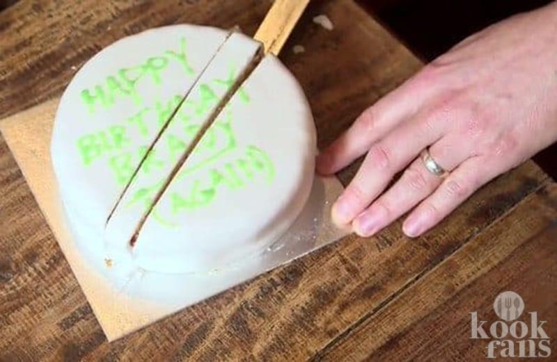 Ocd Cutting Cake