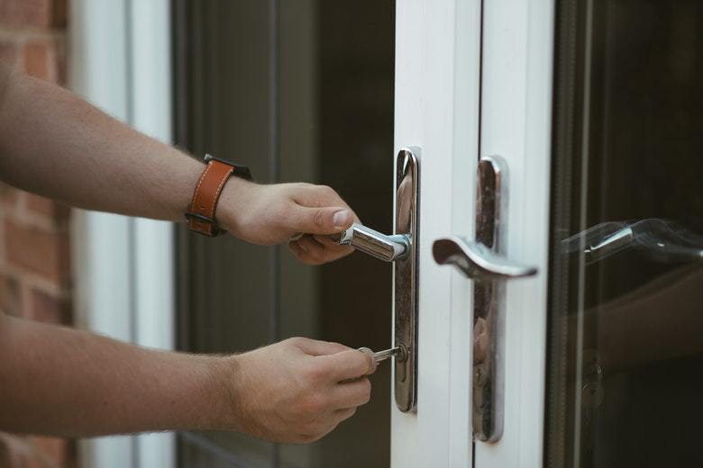 Warning about this burglary method