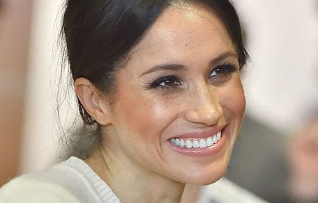 The reason why Meghan Markle always wears navy blue