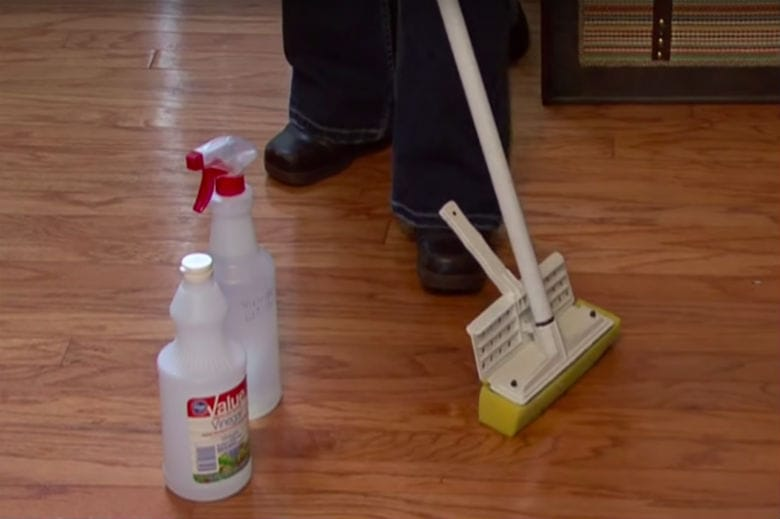 This Is How You Use White Vinegar To Clean Any Type Of Floor
