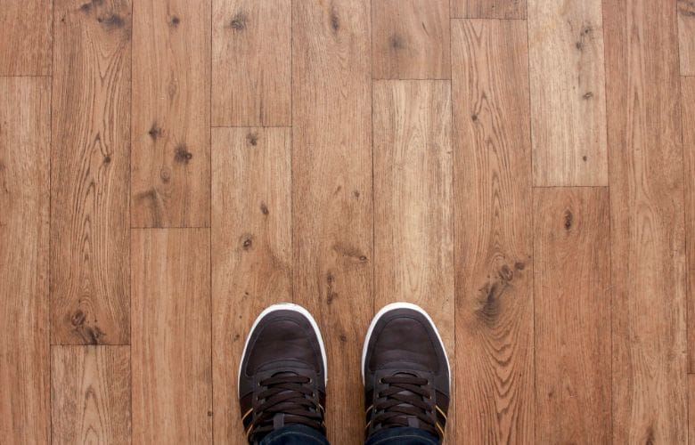 This Is How You Can Remove Black Streaks From Your Wood Floor